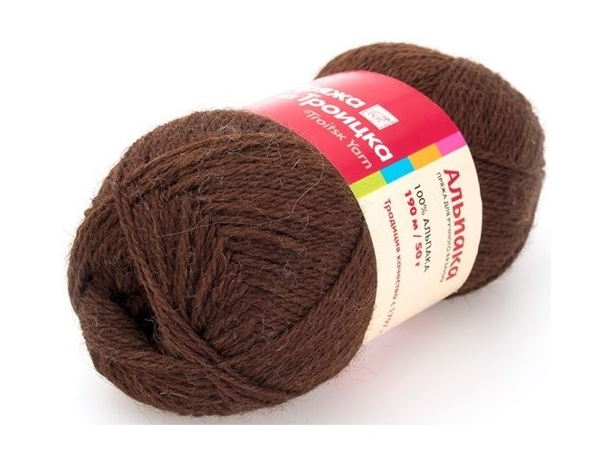 Troitsk Wool Alpaca, 100% alpaca 10 Skein Value Pack, 500g фото 4