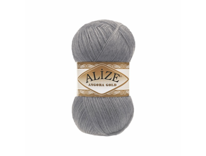 Alize Angora Gold, 10% Mohair, 10% Wool, 80% Acrylic 5 Skein Value Pack, 500g фото 20