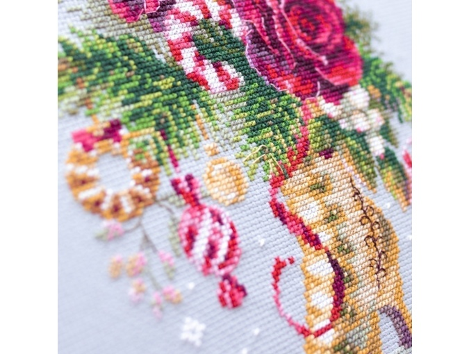 Christmas Surpeise Cross Stitch Kit  фото 4