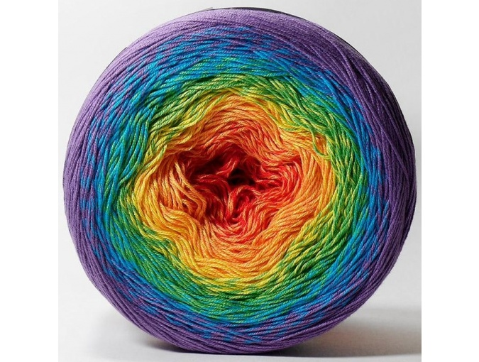 YarnArt Flowers, 55% Cotton, 45% Acrylic, 2 Skein Value Pack, 500g фото 52