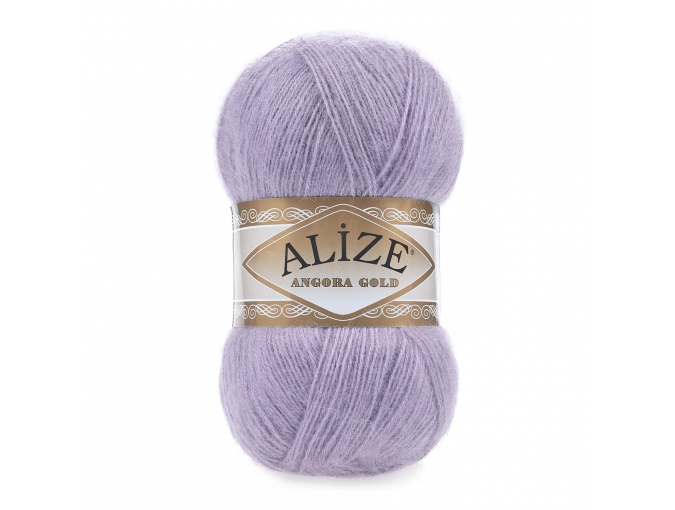 Alize Angora Gold, 10% Mohair, 10% Wool, 80% Acrylic 5 Skein Value Pack, 500g фото 42