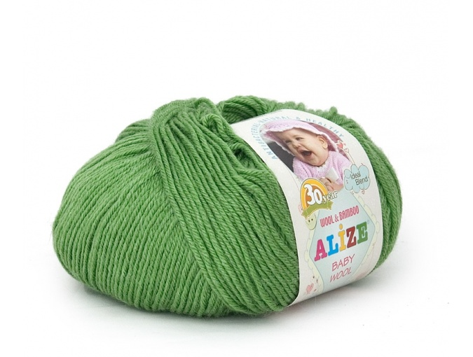 Alize Baby Wool, 40% wool, 20% bamboo, 40% acrylic 10 Skein Value Pack, 500g фото 31