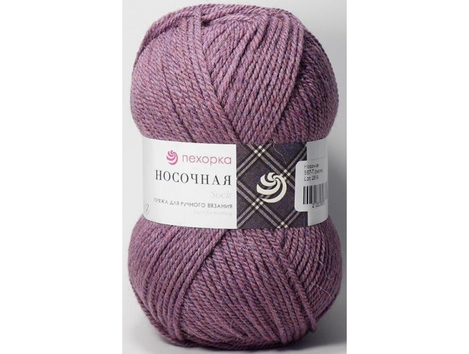 Pekhorka For Socks, 50% Wool, 50% Acrylic 10 Skein Value Pack, 1000g фото 51