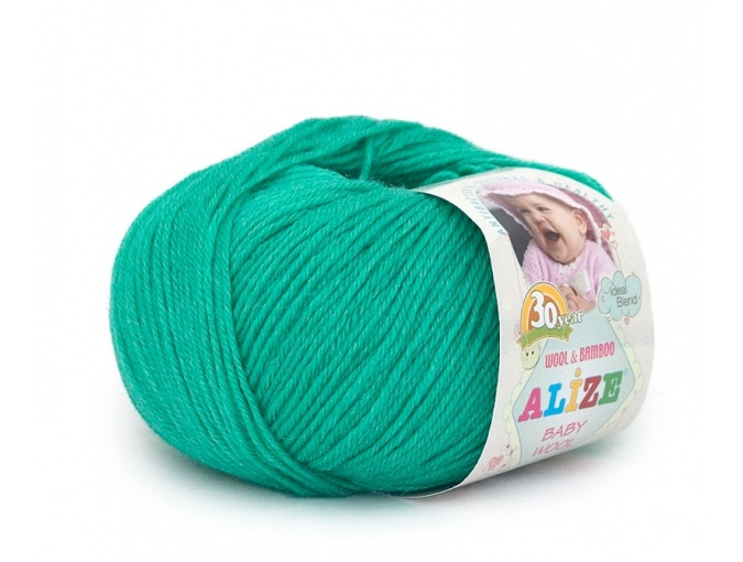 Alize Baby Wool, 40% wool, 20% bamboo, 40% acrylic 10 Skein Value Pack, 500g фото 42