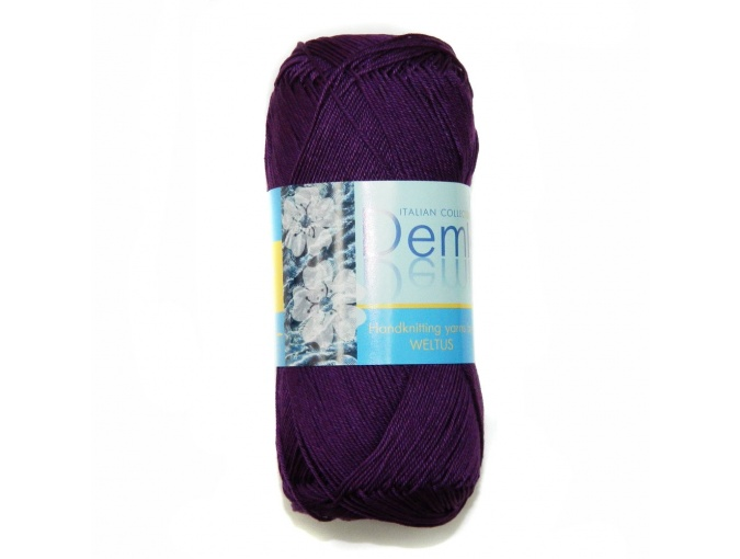 Weltus Demi 100% mercerized cotton, 10 Skein Value Pack, 500g фото 1