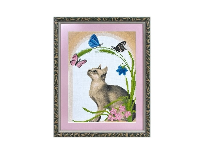 Summer Midday Cross Stitch Kit фото 2