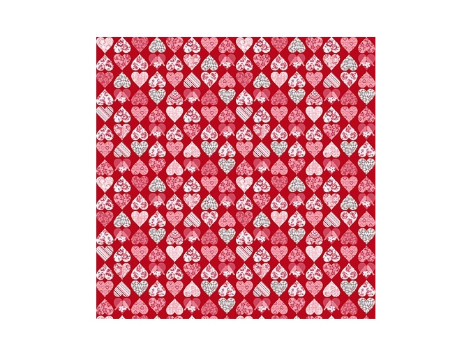 Fat Quarter Peppy, print 450 фото 1