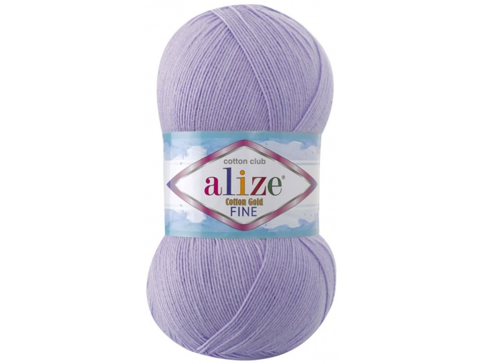 Alize Cotton Gold Fine 55% cotton, 45% acrylic 5 Skein Value Pack, 500g фото 15