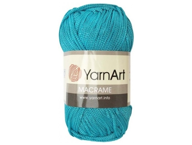 YarnArt Macrame 100% polyester, 6 Skein Value Pack, 540g фото 17