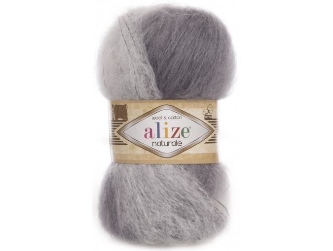 Alize Naturale, 60% Wool, 40% Cotton, 5 Skein Value Pack, 500g фото 37