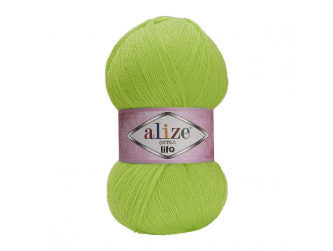 Alize Extra Life 100% Acrylic, 5 Skein Value Pack, 500g фото 1
