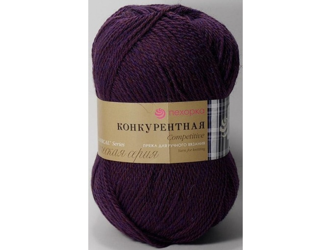 Pekhorka Competitive, 50% Wool, 50% Acrylic 10 Skein Value Pack, 1000g фото 23