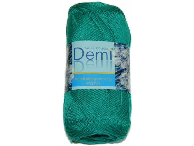 Weltus Demi 100% mercerized cotton, 10 Skein Value Pack, 500g фото 21
