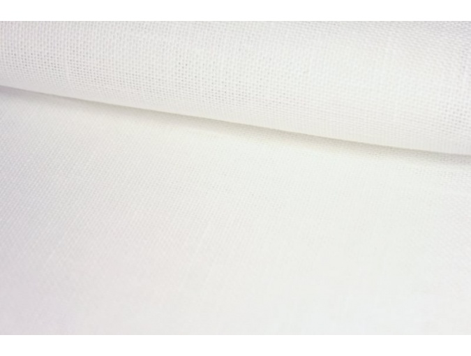 32 Count Belfast Linen by Zweigart 3609/100 White фото 1