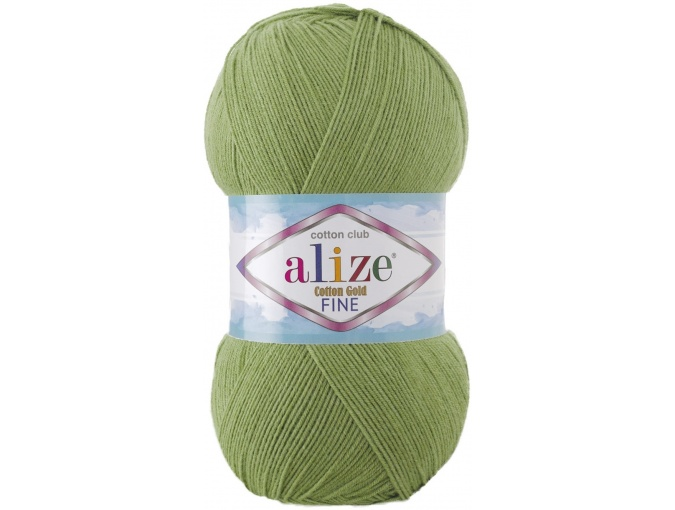 Alize Cotton Gold Fine 55% cotton, 45% acrylic 5 Skein Value Pack, 500g фото 25