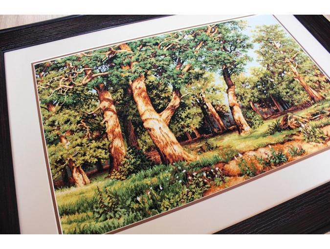 The Oak Grove Embroidery Kit фото 3