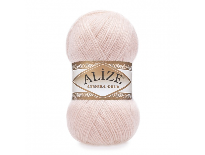Alize Angora Gold, 10% Mohair, 10% Wool, 80% Acrylic 5 Skein Value Pack, 500g фото 44