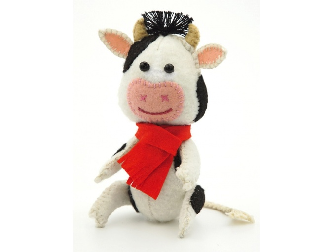 Handsome Bull Toy Sewing Kit фото 1