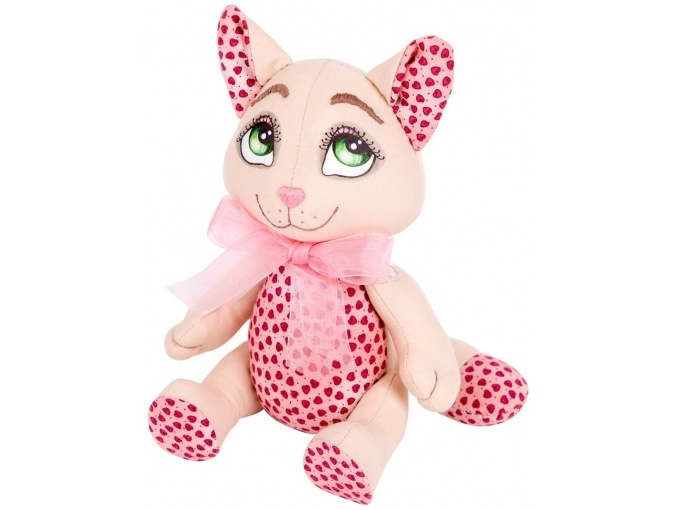 Kitty Pinky Toy Sewing Kit фото 1