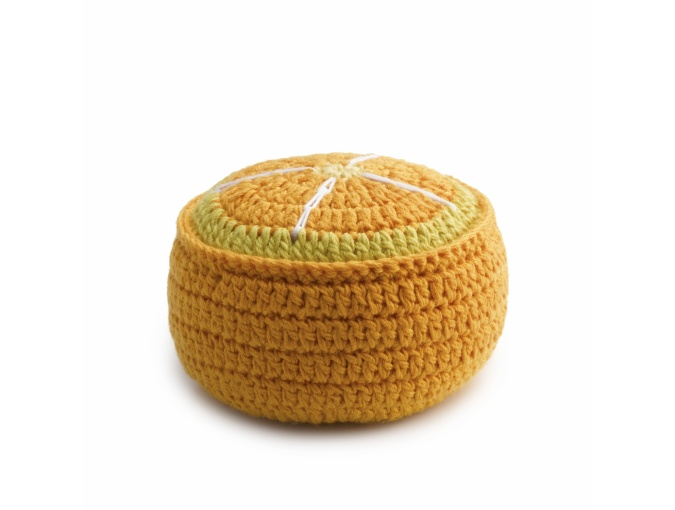 Orange Pin Cushion/Fixing Weight фото 3