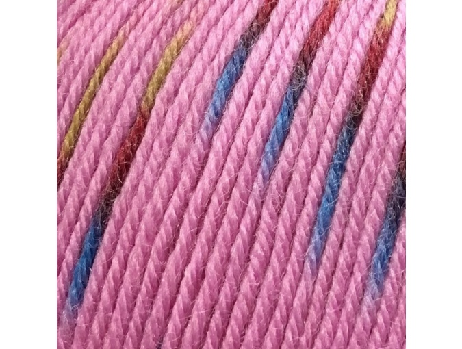 Color City Venetian Autumn 85% Merino Wool, 15% Acrylic, 5 Skein Value Pack, 500g фото 32