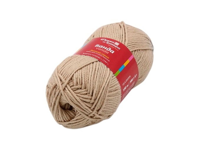 Troitsk Wool Vanda, 100% Cotton 5 Skein Value Pack, 500g фото 25