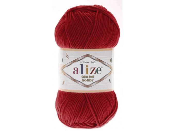 Alize Cotton Gold Hobby 55% cotton, 45% acrylic 5 Skein Value Pack, 250g фото 9