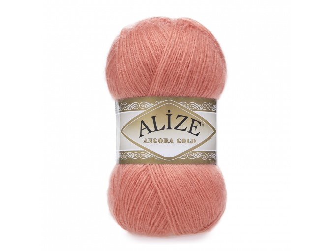 Alize Angora Gold, 10% Mohair, 10% Wool, 80% Acrylic 5 Skein Value Pack, 500g фото 66