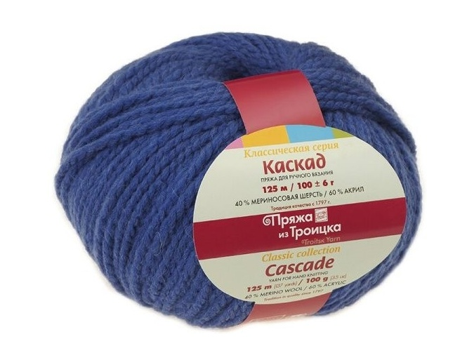 Troitsk Wool Cascade, 40% wool, 60% acrylic 10 Skein Value Pack, 1000g фото 21