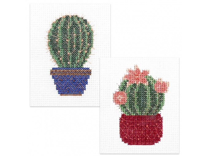 Prickly Ball/Charming Thorn Cross Stitch Kit фото 1