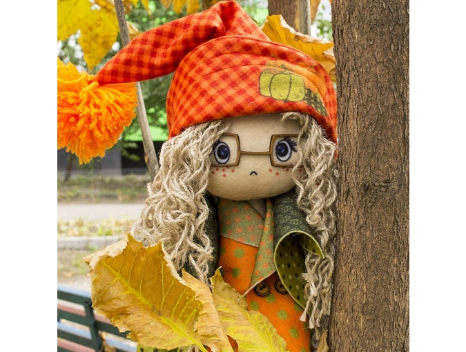 Favorite Heroes. Autumn Doll Sewing Kit фото 5
