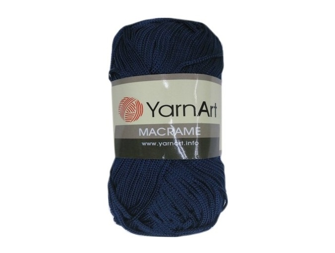 YarnArt Macrame 100% polyester, 6 Skein Value Pack, 540g фото 26
