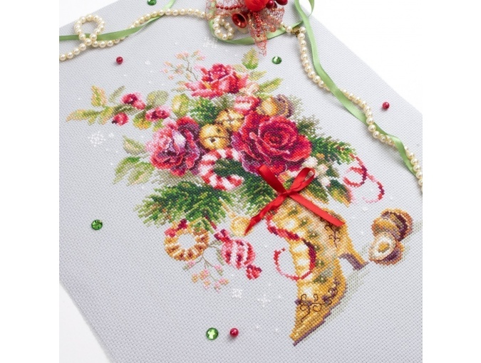 Christmas Surpeise Cross Stitch Kit  фото 7