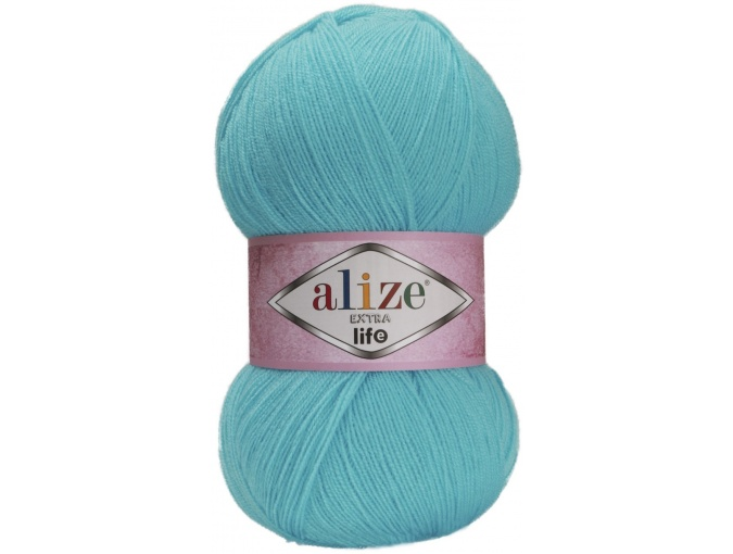 Alize Extra Life 100% Acrylic, 5 Skein Value Pack, 500g фото 8