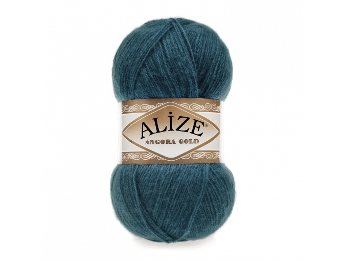 Alize Angora Gold, 10% Mohair, 10% Wool, 80% Acrylic 5 Skein Value Pack, 500g фото 4