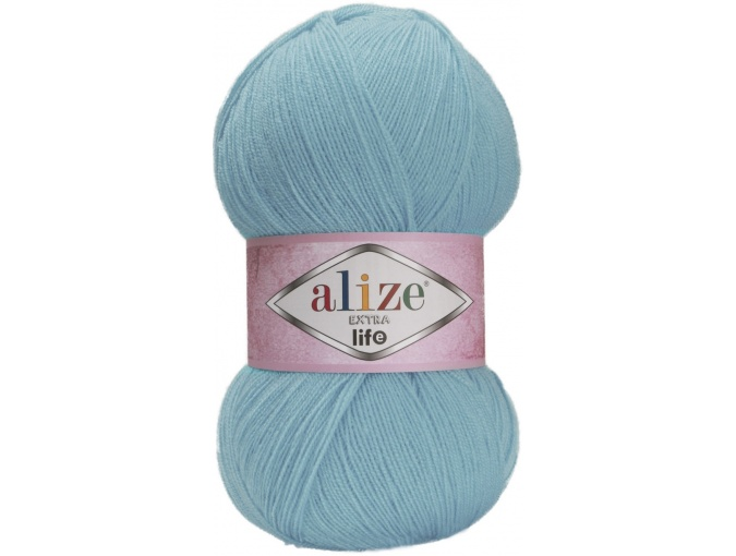Alize Extra Life 100% Acrylic, 5 Skein Value Pack, 500g фото 9