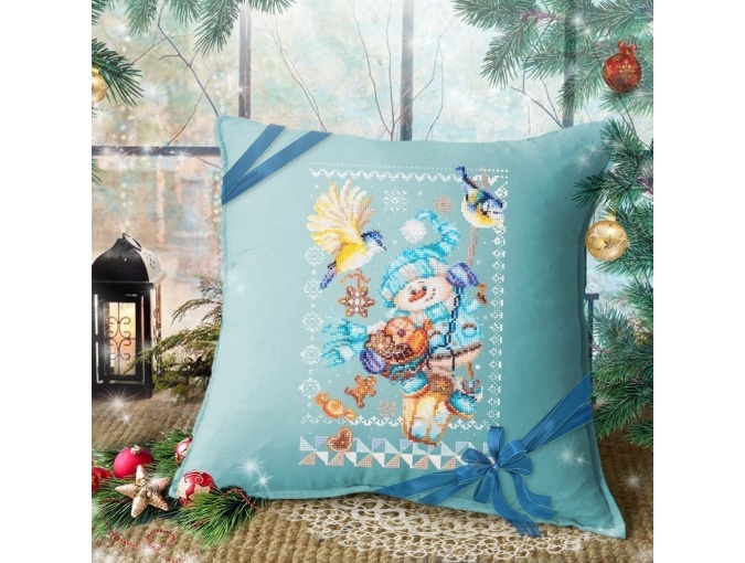 Christmas Treats Cross Stitch Kit  фото 3