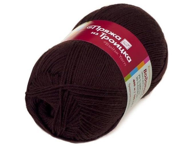 Troitsk Wool Waterfall, 70% wool, 30% nylon 10 Skein Value Pack, 1000g фото 14