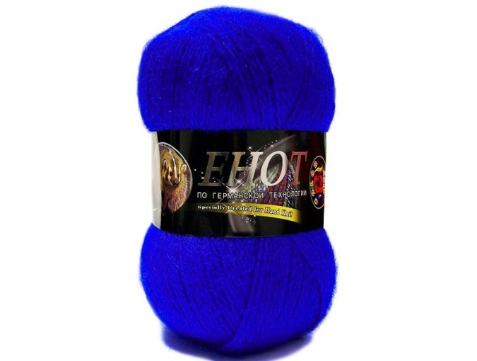 Color City Raccoon 60% Lambswool, 20% Raccoon Wool, 20% Acrylic, 10 Skein Value Pack, 1000g фото 6