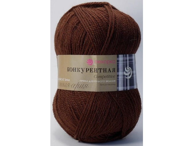 Pekhorka Competitive, 50% Wool, 50% Acrylic 10 Skein Value Pack, 1000g фото 20