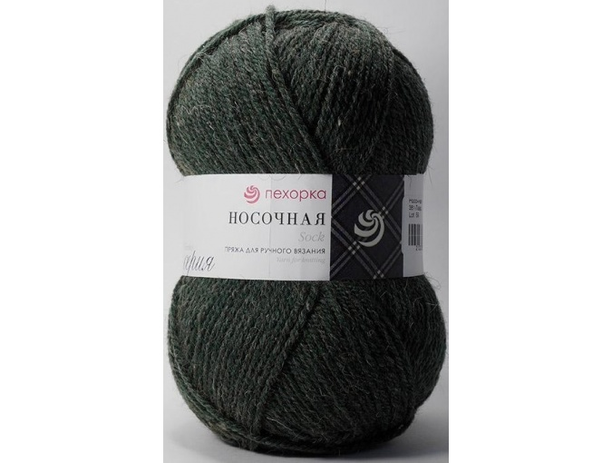 Pekhorka For Socks, 50% Wool, 50% Acrylic 10 Skein Value Pack, 1000g фото 39