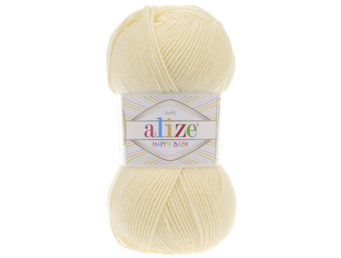 Alize Happy Baby 65% Acrylic, 35% Polyamide, 5 Skein Value Pack, 500g фото 2