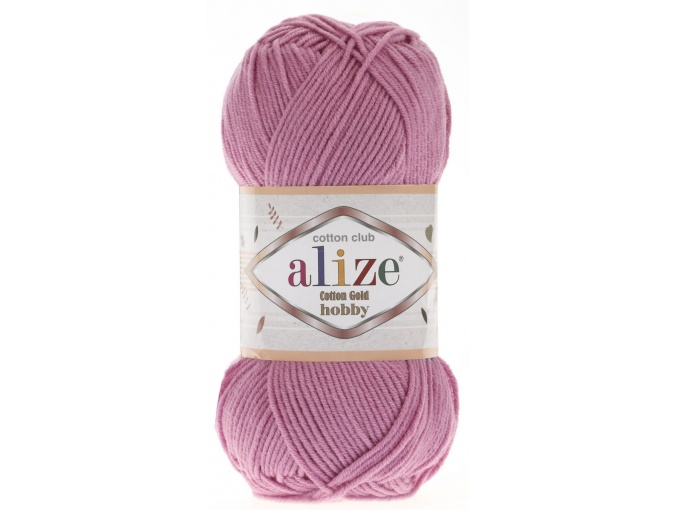 Alize Cotton Gold Hobby 55% cotton, 45% acrylic 5 Skein Value Pack, 250g фото 15