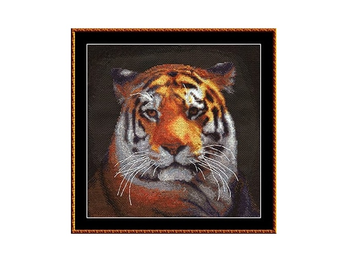 The Ruler of the Taiga Cross Stitch Kit фото 1
