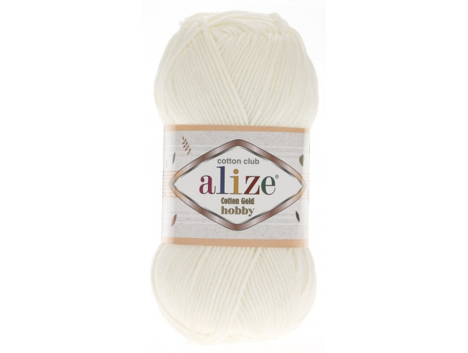Alize Cotton Gold Hobby 55% cotton, 45% acrylic 5 Skein Value Pack, 250g фото 12