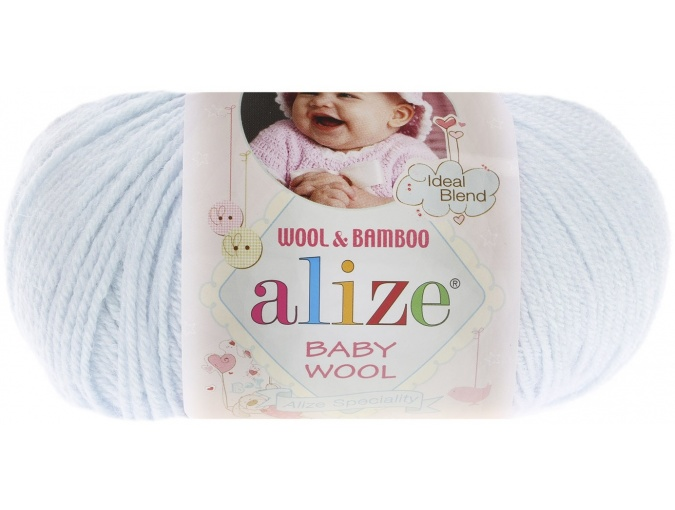 Alize Baby Wool, 40% wool, 20% bamboo, 40% acrylic 10 Skein Value Pack, 500g фото 29