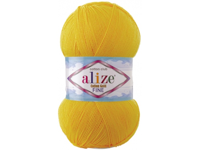 Alize Cotton Gold Fine 55% cotton, 45% acrylic 5 Skein Value Pack, 500g фото 18