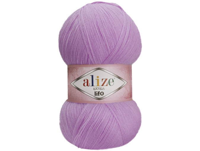 Alize Extra Life 100% Acrylic, 5 Skein Value Pack, 500g фото 15