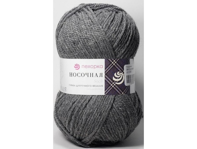 Pekhorka For Socks, 50% Wool, 50% Acrylic 10 Skein Value Pack, 1000g фото 41