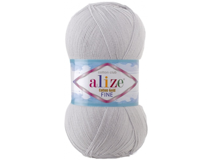 Alize Cotton Gold Fine 55% cotton, 45% acrylic 5 Skein Value Pack, 500g фото 17